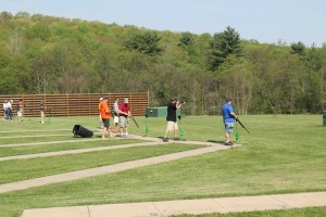 Trap Shoot (League takes precedence)